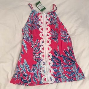 Lilly Pulitzer Annabelle top
